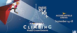 Чемпионат Мира по скалолазанию 2016 года. Видеопрезентация проекта