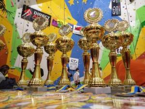 Результаты Первого этапа Чемпионата Украины по спелеотехнике 2016 года. Кубок