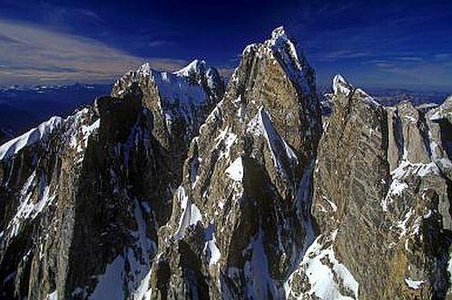 Гора Уоддингтон (Mount Waddington)
