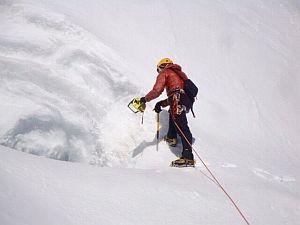 На Эвересте появится система спасения в лавинах RECCO