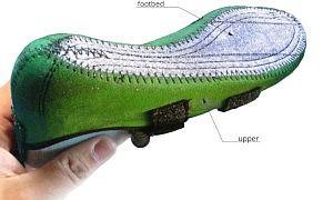 Как изготавливаются скальные туфли (скальная обувь)