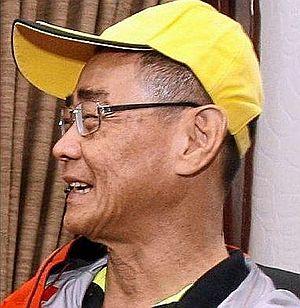 Старейший альпинист Малайзии отправился на Эверест