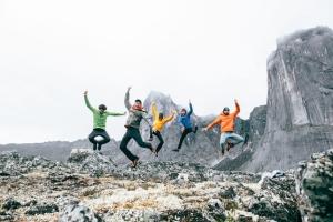 Скалолазные открытия в Сибири экспедиции под эгидой компании