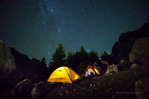 Путешествие по Албанским Альпам