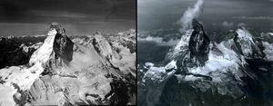 Тогда и сейчас: как изменился горный пейзаж за минувшие 100 лет