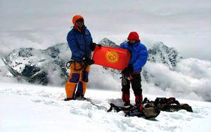 Современная история Эвереста. Как кыргызстанцы покоряли высшую точку планеты