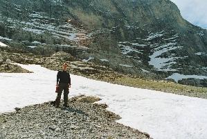 Эйгер. Восхождение по маршруту 1938 года. Фото Джонатана Гриффита (Jonathan Griffith)