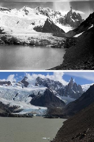 гора Серро-Торре (Патагония) В 1945 и 2016 годах