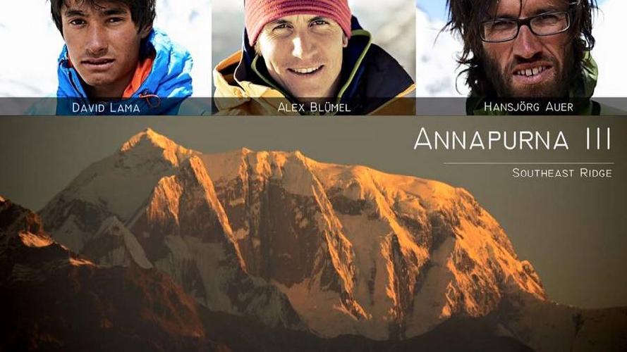 Annapurna III. South-East expedition 2016