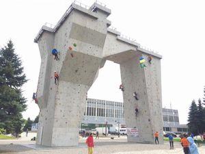 В Харькове прошли соревнования по альпинизму: Чемпионат Украины и Кубок памяти И.Свергуна