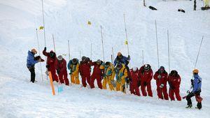 67 человек стали жертвами лавин в Альпах минувшей зимой