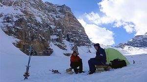 Долина Десяти Пиков: два новых маршрута от Луки Линдича и Марка-Андре Лелерка