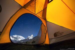 Фото дня: Отель с видом на Эверест