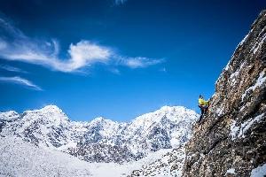 Ули Штек (Ueli Steck) и Дэвид Геттлер (David Göttler) в Гималаях