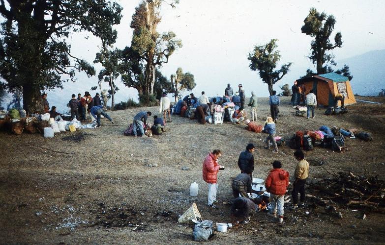 Канченджанга 1989