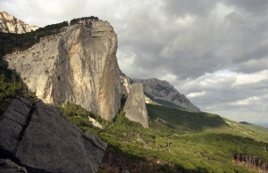 Крымская гора Шаан-Кая отмечает свой юбилей - 60 лет с момента первого восхождения!