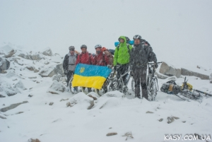 Велопоход по Казахстану: 1000 километров на велосипеде