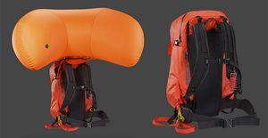 Обзор лавинного рюкзака Arc'teryx Voltair