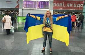 Ирина Галай стала первой украинкой которая поднялась на Эверест!