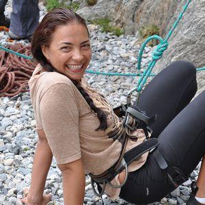 Вторая украинка - Татьяна Яловчак поднялась на Эверест!