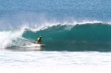 Во время восстановления сёрфинг был основным занятием Патчи