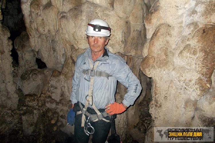 Владимир Михайлюк. В пещере Гугерджин
