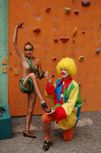 Чемпионат Украины по скалолазанию в Днепропетровске 2016 года. Открытие соревнований