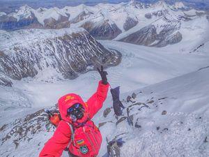 Ирина Галай: Следующей хочу покорить вершину Аннапурна в Непале