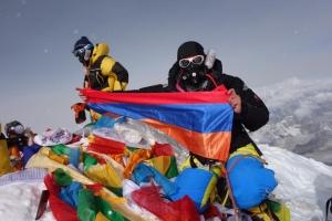 Эверест.  Путь к вершине