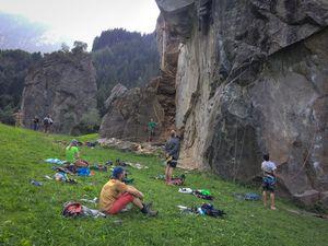 Циллерталь. Обзор скалолазного региона Австрии