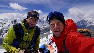 Ули Штек и Дэвид Геттлер отменяют свою экспедицию по прохождению нового маршрута на Шишапангме