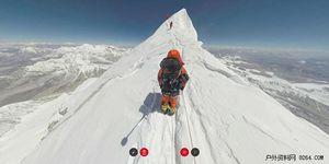 Новый 3D тур на Эверест от компании Mammut