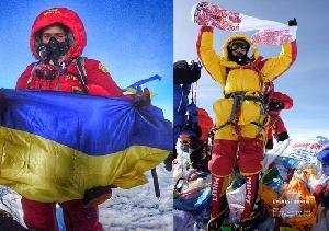 Знаменитые украинки, покорительницы Эвереста вернулись в Киев. Как встречали Ирину Галай и Татьяну Яловчак на родине