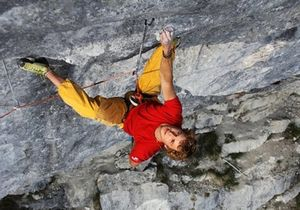Пирмин Бертле открывает первый в Южной Америке скалолазный маршрут сложности 9а!