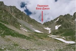 Российский турист разбился в горах Карачаево-Черкессии