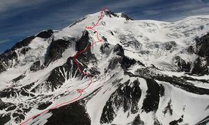 На Эльбрусе началась операция по спасению альпиниста из Одессы