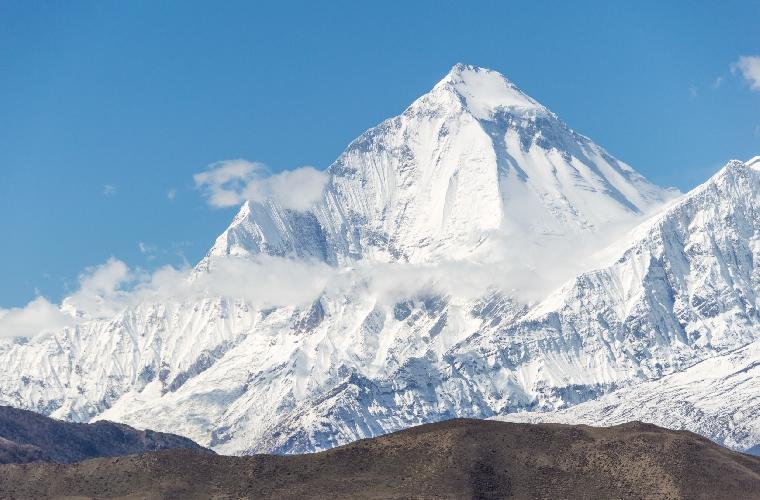 Дхаулагири (8167 м) - Белая гора