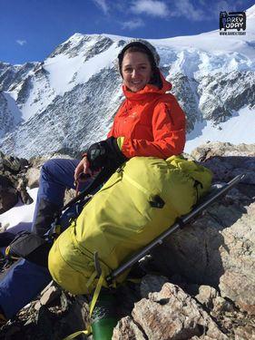 Эхо Эвереста: «Я не гналась за титулом первой армянки, покорившей Эверест» – Ирена Харазова