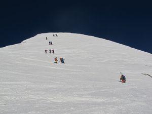 Допинг на Монблане: не менее трети альпинистов используют медицинские препараты при восхождении