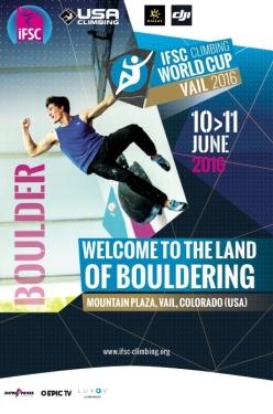 10 июня в американском городе Вейл стартует 7-й этап Кубка мира-2016 по скалолазанию.