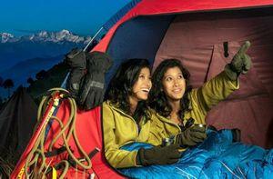 Женщины и горы: Сестры – близнецы Таши и Нунгши Малик
