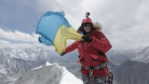 Украинский журналист планирует организовать масштабную экспедицию на Эверест за 1 миллион долларов