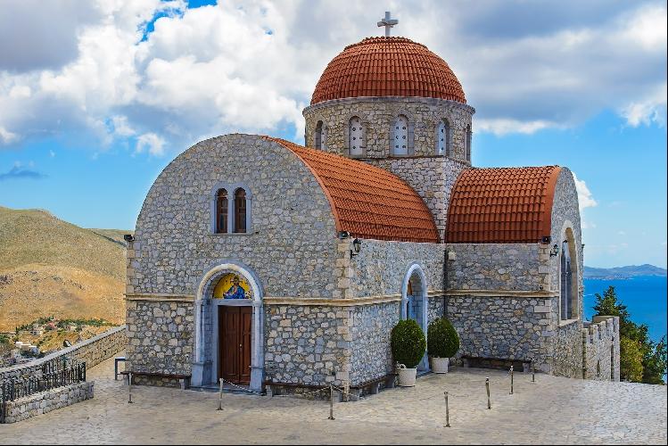 Церковь Agios Sabbas