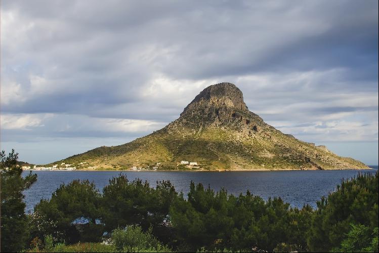 Остров Толендос.