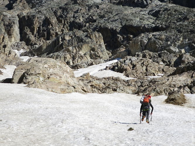 Василий улиштекит по снежнику