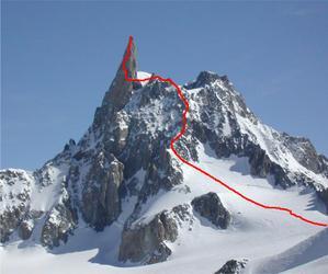 Восхождение на Дан дю Жеан: конец эпохи серебряного века альпинизма в Альпах.