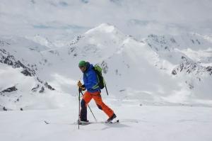 Дневник ски-альпиниста — Ак-Шийрак 2016, пик СНК Киргизии. Внутренний Тянь-Шань.