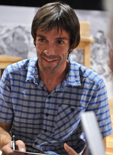 Эрве Бармассе (Hervé Barmasse)