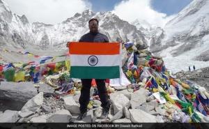 В Индии расследуют мошенничество пары, которая покорила Эверест с помощью фотомонтажа