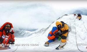 В Гималаях альпинисты сыграли самую высокогорную шахматную партию в мире